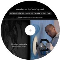 Polished Plastering DVD